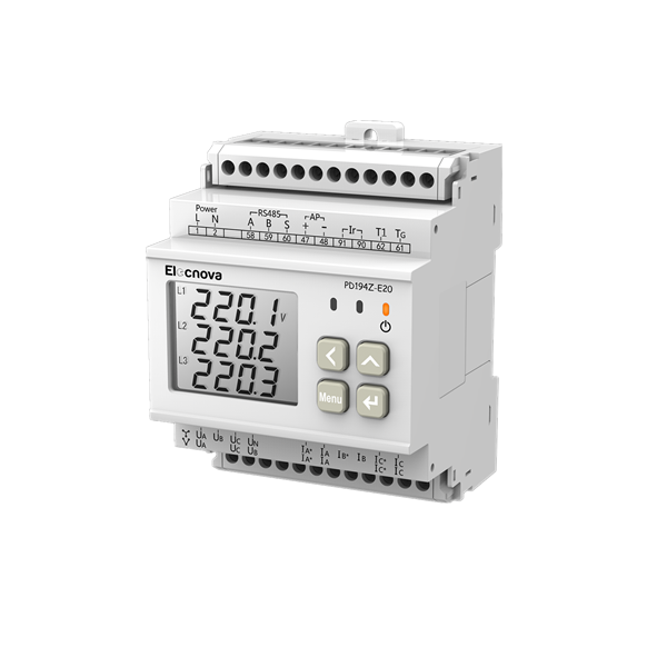 PD194Z-E20 AC Multi-Circuit Power Meter